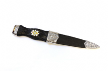 Black Watch - Safety Sgian Dubh